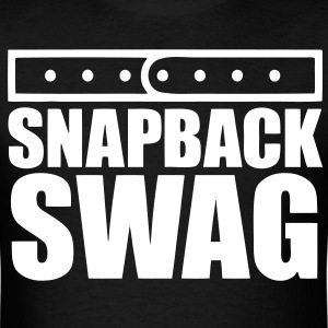 Snapback Swag T-Shirts - stayflyclothing.com - Men's T-Shirt