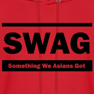 Swag (Something We Asians Got) Hoodies - Men's Hoodie