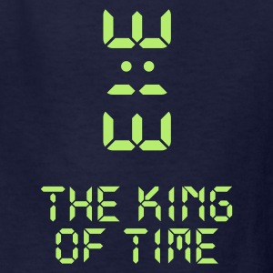 3:13 - King of Time 1c Kids' Shirts - Kids' T-Shirt