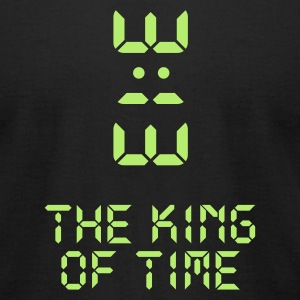 3:13 - King of Time 1c T-Shirts - Men's T-Shirt by American Apparel