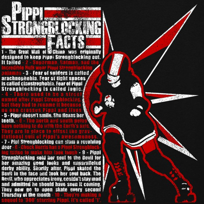 Pippi Strongblocking