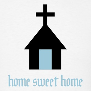 Home Sweet Home - Holy Home 2c T-Shirts - Men's T-Shirt