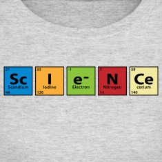 Periodic Table Science Long Sleeve Shirts