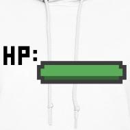 Design ~ HP Bar Women's Hoodie Sweatshirt