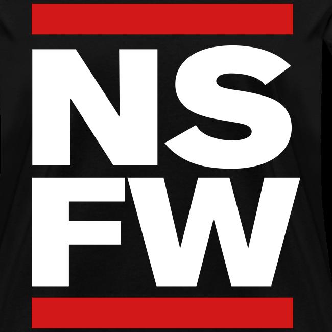 NSFW girl's Tshirt