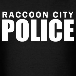 Racoon City Police - Men's T-Shirt