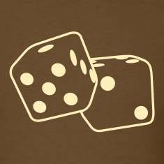 Roll the Dice T-Shirts