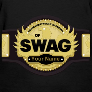 World Heavyweight Championship of Swag - Women's - Women's T-Shirt