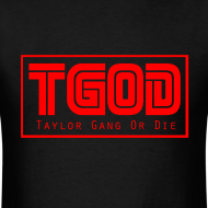 Design ~ Men TGOD Shirt