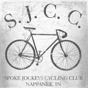 Vintage spoke Jockeys  T-Shirts - Men's T-Shirt