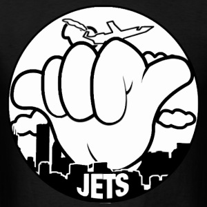 Jets T-Shirts - Men's T-Shirt