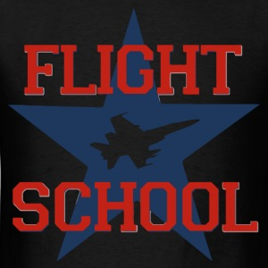 Flight School T-Shirts - Men's T-Shirt