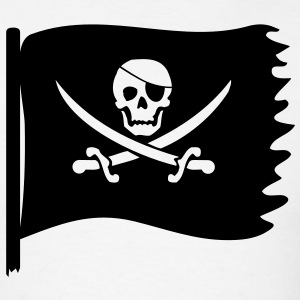 pirate flag T-Shirts - Men's T-Shirt