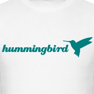 hummingbird T-Shirts - Men's T-Shirt
