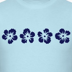 hawaii hibiscus flower T-Shirts