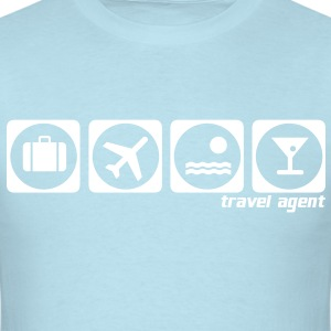 holiday t-shirt travel agent - Men's T-Shirt