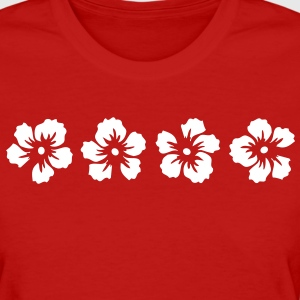 hawaii hibiscus flower Women's T-Shirt - Women's T-Shirt