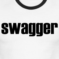 Black Swagger T-Shirt