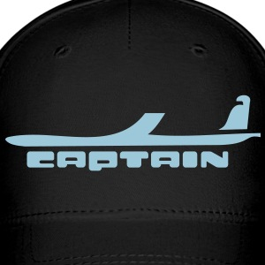 captain airplane Cap - Baseball Cap