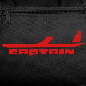 captain airplane Bags - Duffel Bag