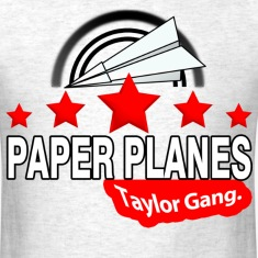 Paper Planes T-Shirts