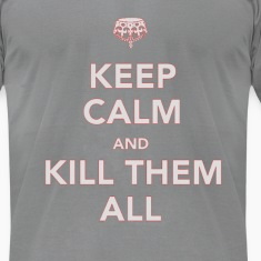 KEEP CALM AND KTA T-Shirts