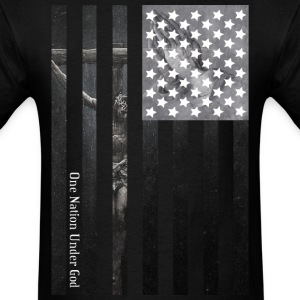 One Nation Under God - Men's T-Shirt