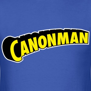 Canonman - Men's T-Shirt