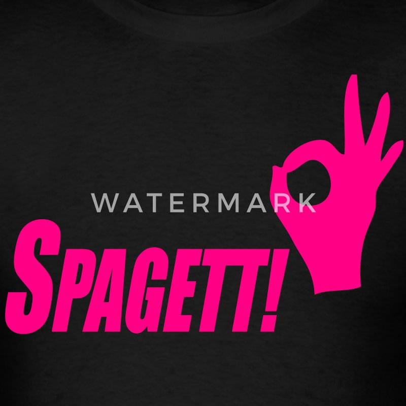 Spagett Tim and Eric T-Shirts - Men's T-Shirt