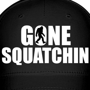 Gone Squatchin Hats - Baseball Cap