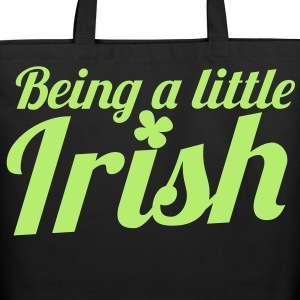 Being a little IRISH  Bags  - Eco-Friendly Cotton Tote
