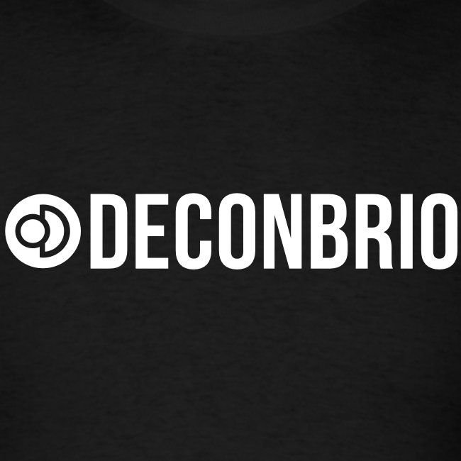 Deconbrio Logo Men's T-Shirt