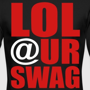 LOL At Ur Swag Long Sleeve Shirts - stayflyclothing.com - Men's Long Sleeve T-Shirt by Next Level