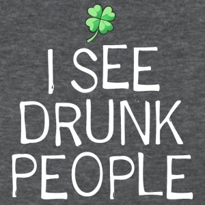 I See Drunk People - Women's T-Shirt