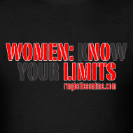 Design ~ Ringbelles No Limits 2.0 Men's T-shirt