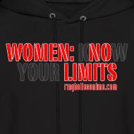Design ~ Ringbelles No Limits 2.0 Hoodie