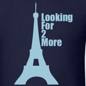 Eiffle Tower Shirt T-Shirts - Men's T-Shirt