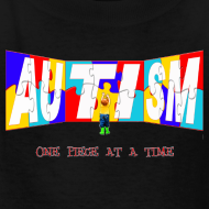 Design ~ AUTISM 1 PIECE