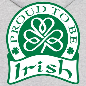 Proud to be Irish Hoodies - Men's Hoodie