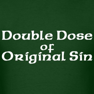 Double Dose T-Shirts - Men's T-Shirt