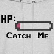 Design ~ Catch Me Men's Hoodie Sweatshirt