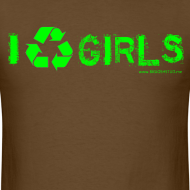 Design ~ I [recycle] GIRLS