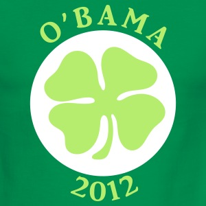 Irish O'Bama 2012 - Men's Ringer T-Shirt