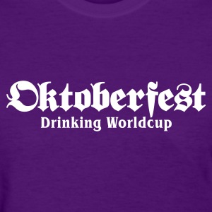 Oktoberfest Drinking Worldcup No.1 (only) Women's T-Shirts - Women's T-Shirt