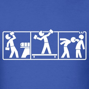 Oktoberfest Munich Pictogram (only) T-Shirts - Men's T-Shirt