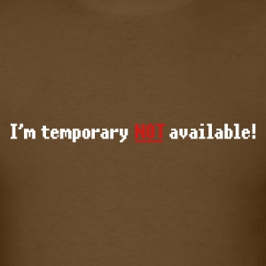 N/A - Not available (big NOT) 2c T-Shirts - Men's T-Shirt