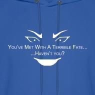 Design ~ Terrible Fate Men's Hoodie Sweatshirt