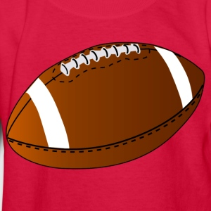 Football - Kids' Long Sleeve T-Shirt