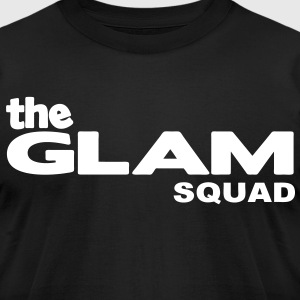 the GLAM SQUAD T-Shirts - Men's T-Shirt by American Apparel