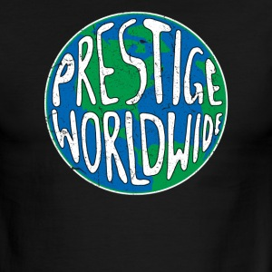 Prestige Worldwide Ringer - Men's Ringer T-Shirt